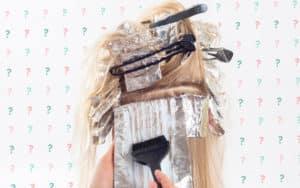 Uma dúvida muito comum é se grávida pode pintar o cabelo.