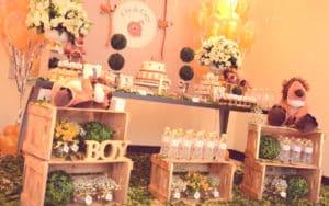 Chá de bebê: o guia completo para organizar o evento - Fonte: Lu Martinez Designer de Interiores