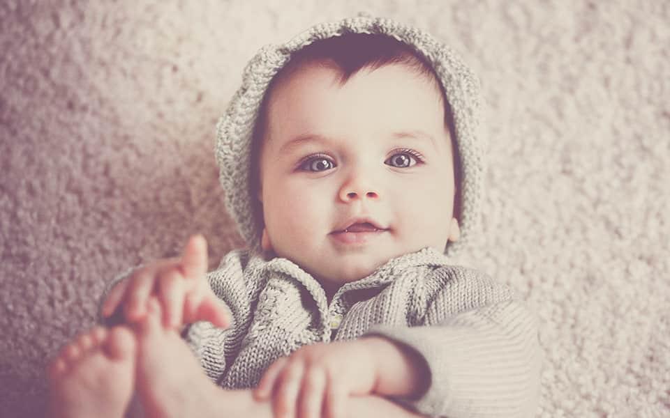 Nomes de bebês para meninos