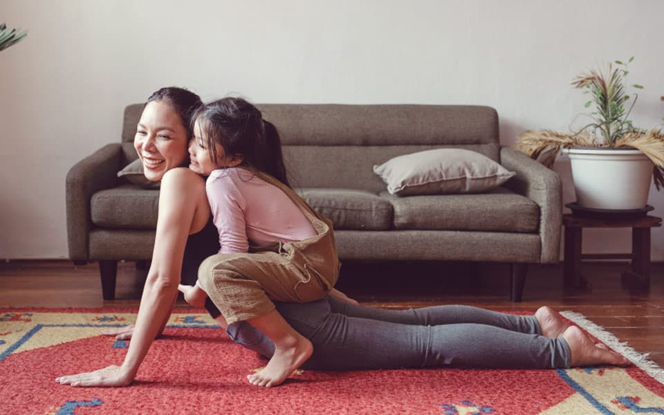 Yoga para engravidar e Yoga Hormoanal