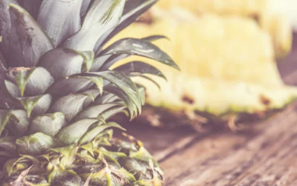 Grávida pode comer abacaxi