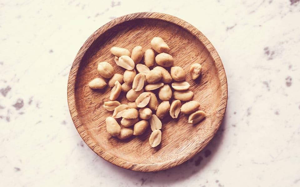 Grávida pode ou não pode comer amendoim
