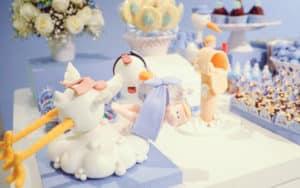 Tema para chá de bebê: já pensou na cegonha?