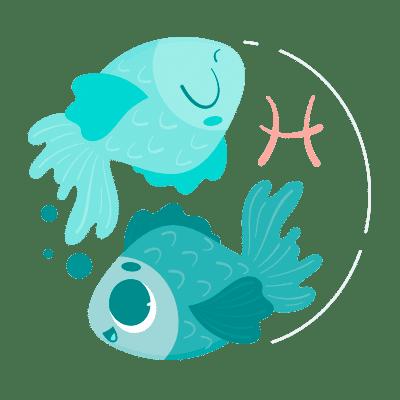 Bebê signo de Peixes